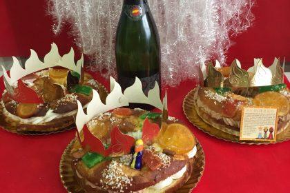 Roscón de reyes sin gluten. Horno sin gluten en Valencia y Torrent