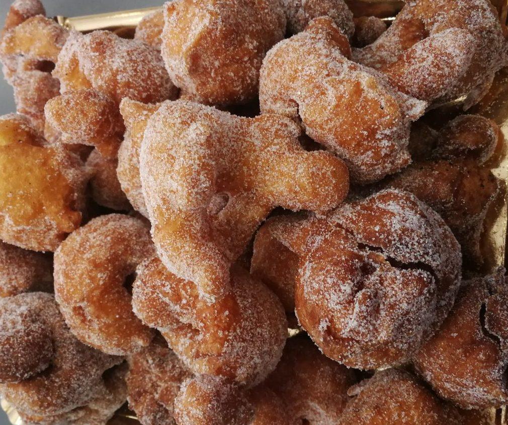Churros y bueños de calabaza sin gluten en Valencia y Torrent