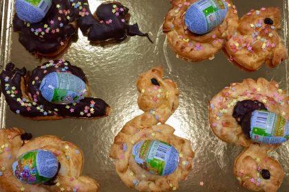 Mona de pascua sin gluten en Valencia y Torrent